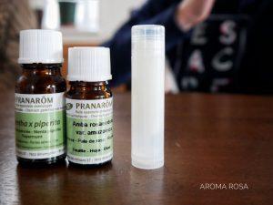 花粉症対策アロマ