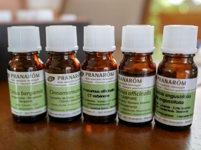 プラナロム精油